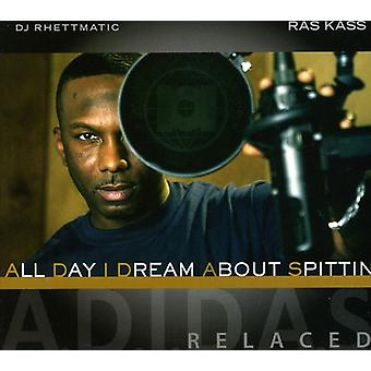 Ras Kass & DJ Rhettmatic - A.D.I.D.a.S. [CD] USA import
