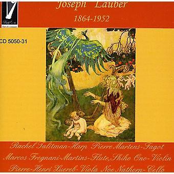 Josef Lauber - Joseph Lauber (1864-1952) [CD] USA importieren