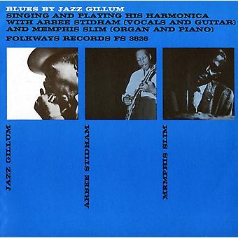 Jazz Gillum - Blues de la importación de los E.e.u.u. Jazz Gillum cantando y tocando su Harmoni [CD]