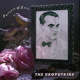 Kropotkins - Portents of Love [CD] USA import