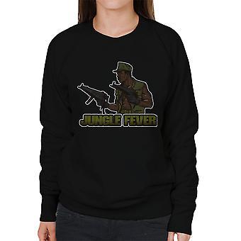 Predator junglekoorts vrouwen Sweatshirt