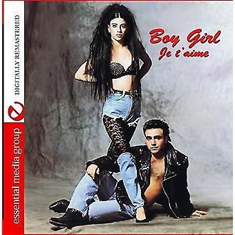 Chico chica - importar de USA Je T'Aime [CD]