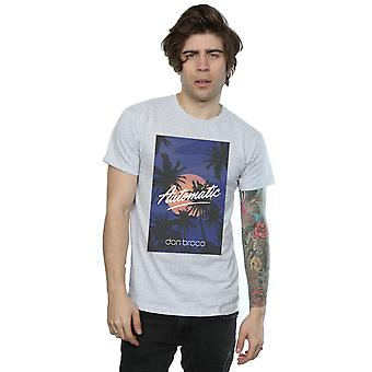 Don Broco Men's Automatic Palm Trees T-Shirt