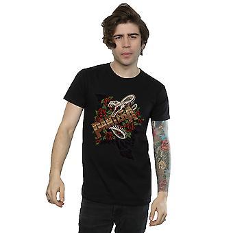 Pantera Men's Rattlesnake Roses T-Shirt