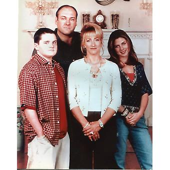 Sopranos Cast Photo - Tony Sopranos Family (8 x 10)
