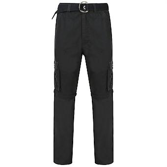 Kam Zip-Off Cargo Combat Trousers