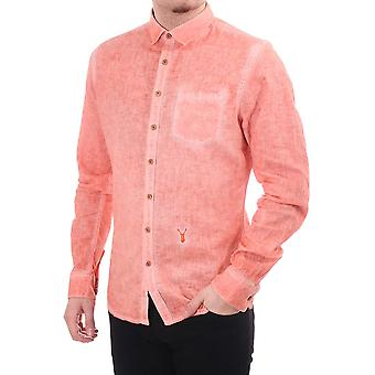 Équipé de Pearly King tiret Long Sleeve Shirt