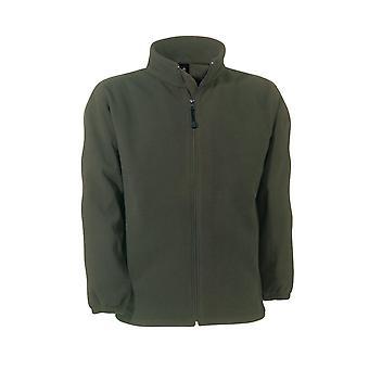 B&C Mens Windprotek Full Zip Waterproof & Windproof Jacket