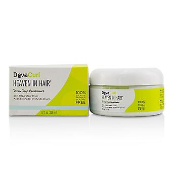 Heaven In Hair (divine Deep Conditioner - For All Curl Types) - 236ml/8oz
