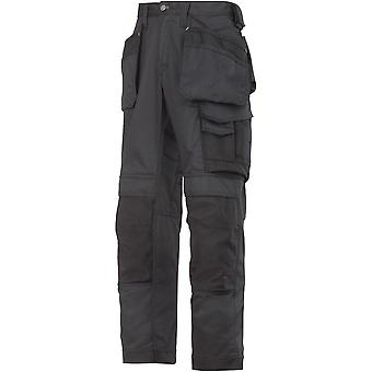 Snickers Mens Cool Twill Lightweight Durable Reinforced Work Trousers