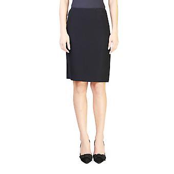 Prada Women's Viscose Skirt Black