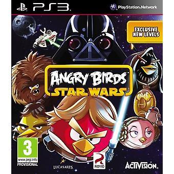 Angry Birds Star Wars (PS3) - Fabrik versiegelt