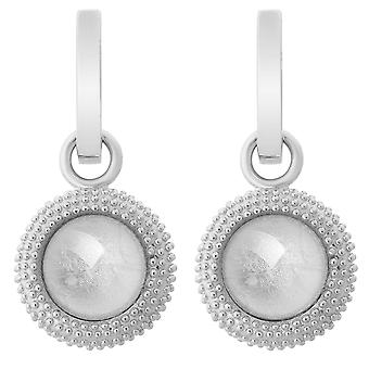 Orphelia Silver 925 Earring Silver Sheet  ZO-6041