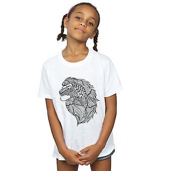 Disney Girls Leijonakuningas Mufasa Tribal t-paita