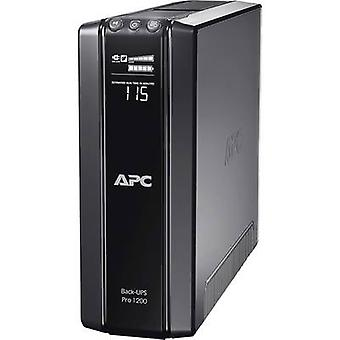APC by Schneider Electric Back UPS BR1200G-GR UPS 1200 VA