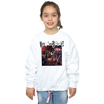 David Bowie Girls Never Let Me Down Albüm Cover Sweatshirt