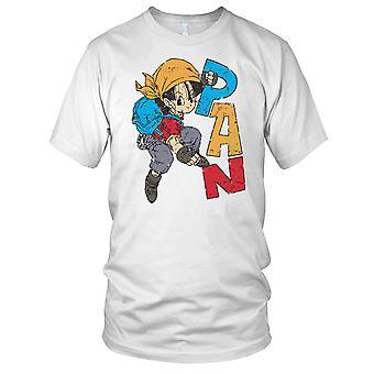Pan Dragonball Z Mens T-skjorte