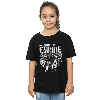 Star Wars Girls Support The Troops T-Shirt