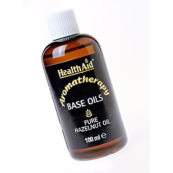 Health Aid Hazel Nut Oil, 100ml Oil