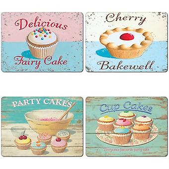 Martin Wiscombe Cup Cake Placemats Assorted Designs