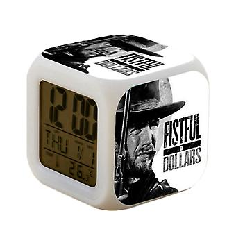 Red Dead Redemption II Digital Alarm Clock-No. 10