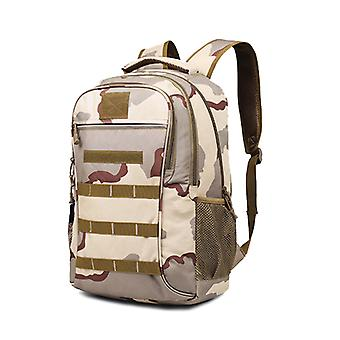 The backpack in camouflage