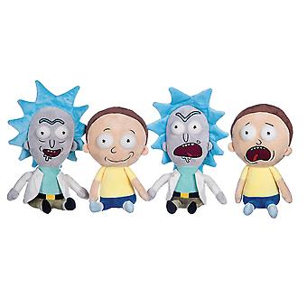 Rick and Morty Gosedjur 2-Pack Plysch Mjukis 35cm