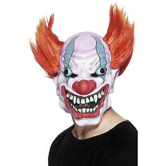 Clown Mask.  One Size