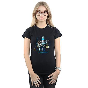 Riverdale femminile allagato corridoio t-shirt