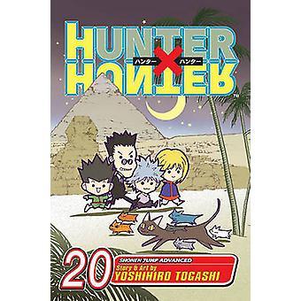 Hunter X Hunter 20 by Yoshihiro Togashi - 9781421517872 Book