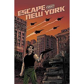 Flykten från New York Vol. 3 av Christopher Sebela - 9781608862658 bok