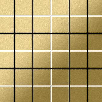 Metalowa mozaika z tytanu Alloy Cinquanta-Ti-GB