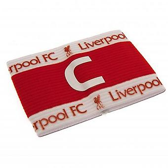 Liverpool FC officielle kaptajner Arm Band
