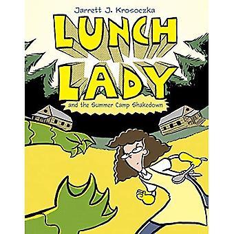 Déjeuner Lady et le Shakedown de Camp d'été