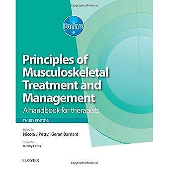 Beginselen van Musculoskeletal behandeling en Management - Volume 2: A Handbook for therapeuten