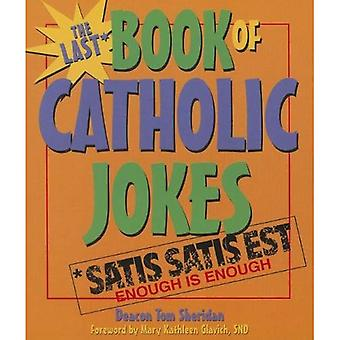 Last Book of Catholic Jokes