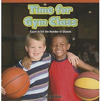 Temps pour les cours de Gym