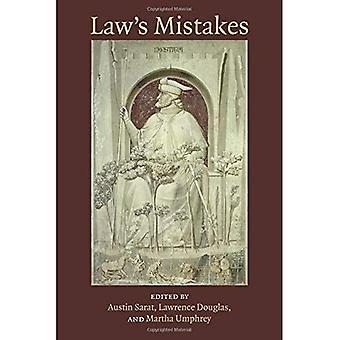 Des erreurs de droit (la série Amherst)