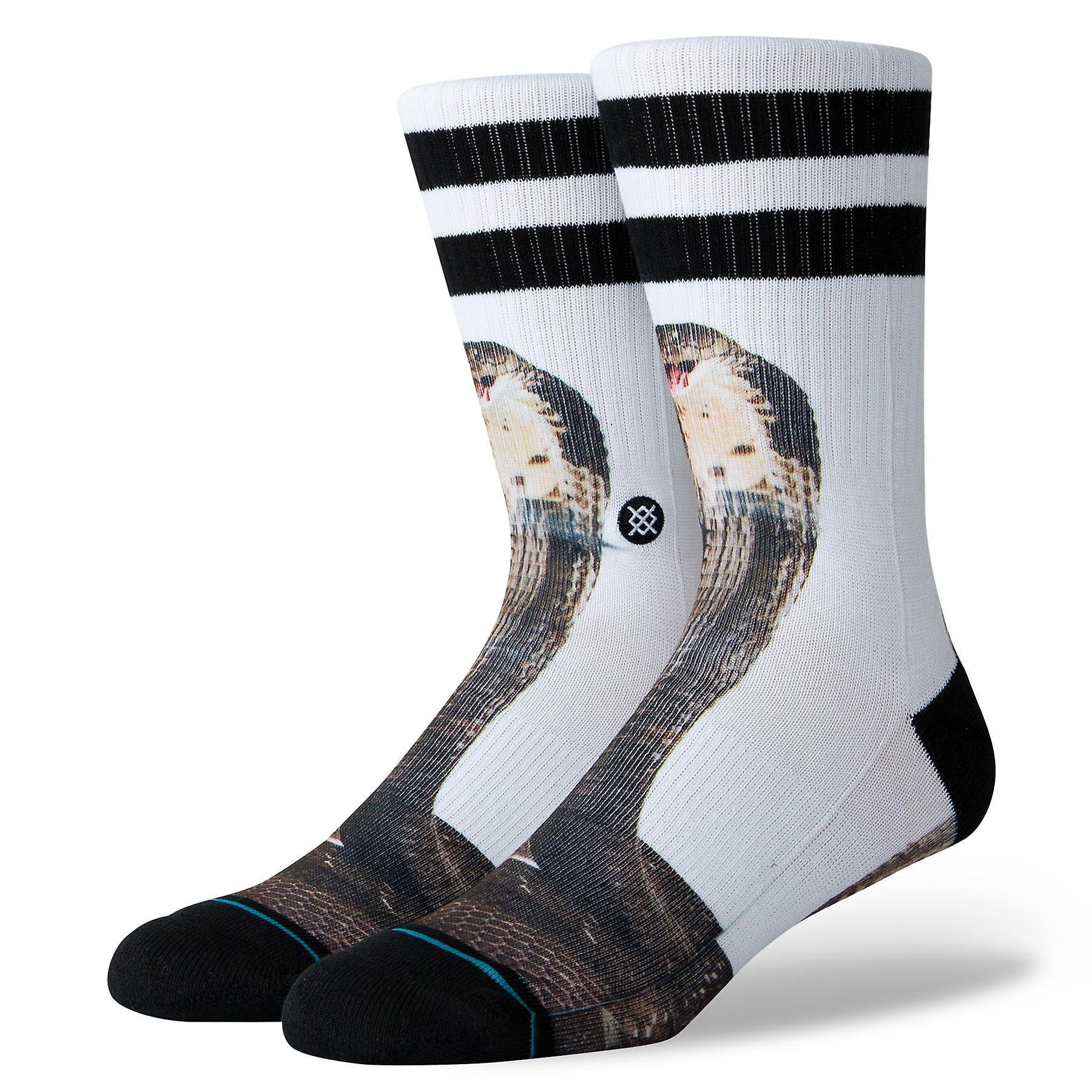 Stance Foundation Mens Socks ~ Sssteven (size L)
