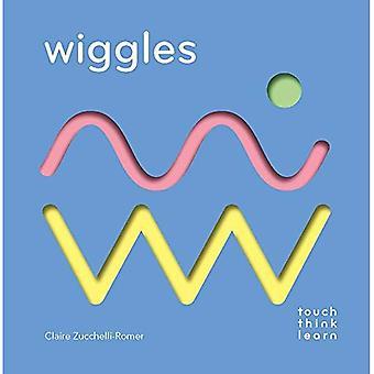 TouchThinkLearn: Wiggles (TouchThinkLearn) [brettet boken]