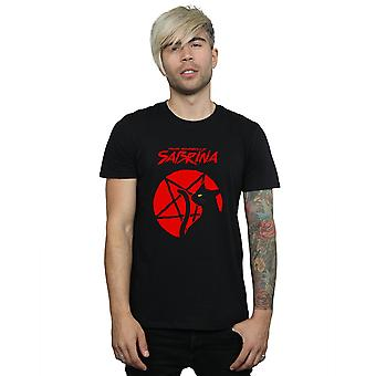 The Chilling Adventures Of Sabrina Men's Salem Pentagram T-Shirt