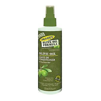 L'huile d'Olive formule congé en revitalisant de Palmer 250ml