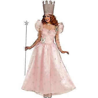 Glinda Oz: Stor och kraftfull Adult kostym