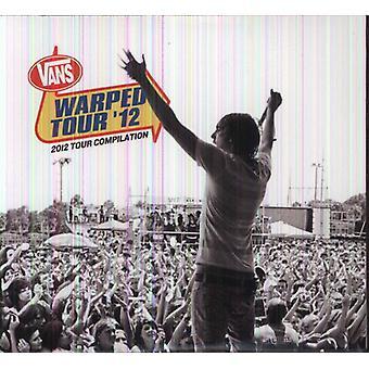 2012 Warped Tour Compilation - 2012 Warped Tour Compilation [CD] USA import