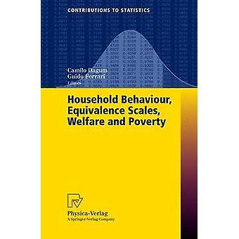 Équivalence de comportements domestiques met à l'échelle sociale et la pauvreté par Dagum & Camilo