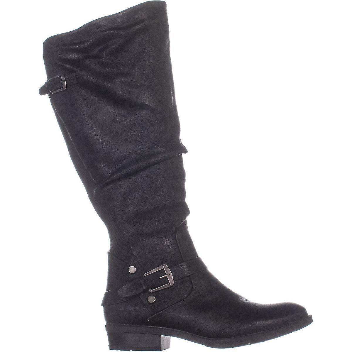 Bare Traps Womens Yanessa2 Almond Toe Knee High Fashion Boots ZHgLi