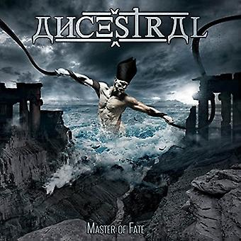 Ancestral - Master of Fate [CD] USA import