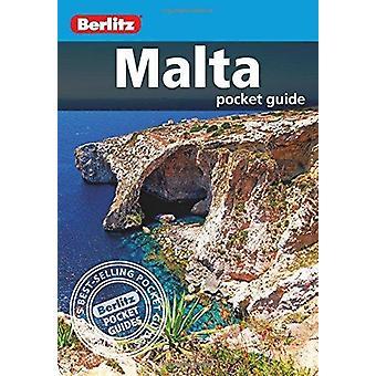 Berlitz Pocket Guide Malta by Berlitz - 9781780049618 Book
