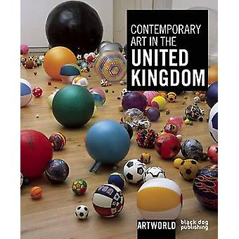 Contemporary Art in the United Kingdom by John Slyce - Phoebe Adler -
