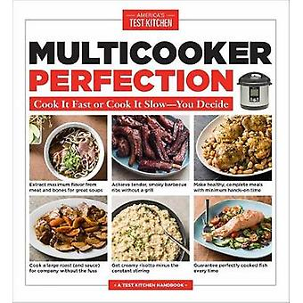 Multicooker Perfection - Cook Cook It Fast or Cook It Slow-You Decide